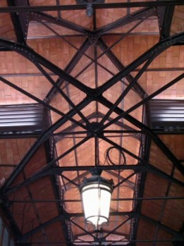 The high, high ceiling. Credit: www.guias-viajar.com