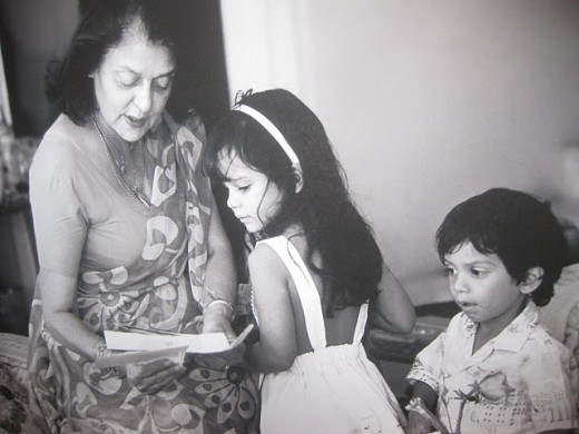 Motherly Maharani Gayatri Devi