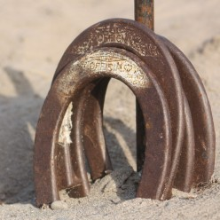 Horseshoe and Quoit Pitching
