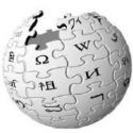 Wikipedia's official logo