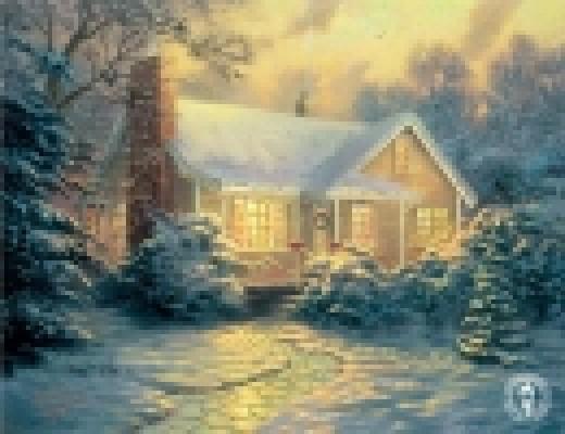 Courtesy Thomas Kinkade Art Gallery.com