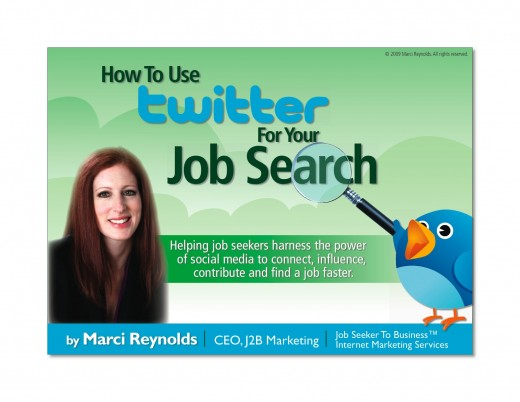 How To Use Twitter For Your Job Search, eBook