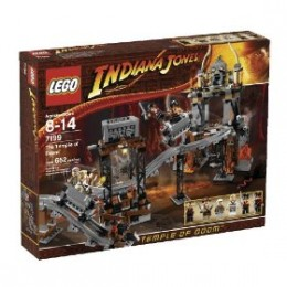 Lego Indiana Jones and the Temple of Doom, one of the best Lego games.