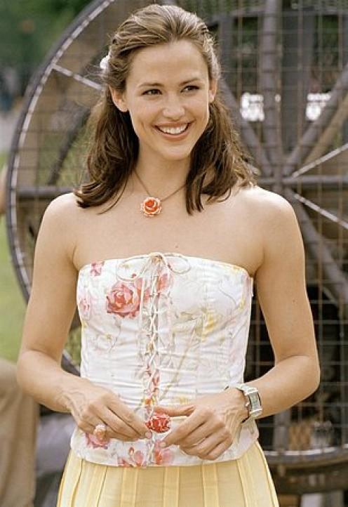 Can't resist Jennifer Garner's smile.
