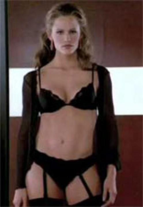 Sexy Jennifer Garner.