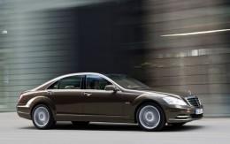 2009 Mercedes S Class