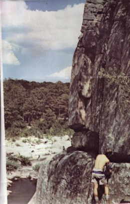 Photo by Lynn Wakefield, Summit 1985
