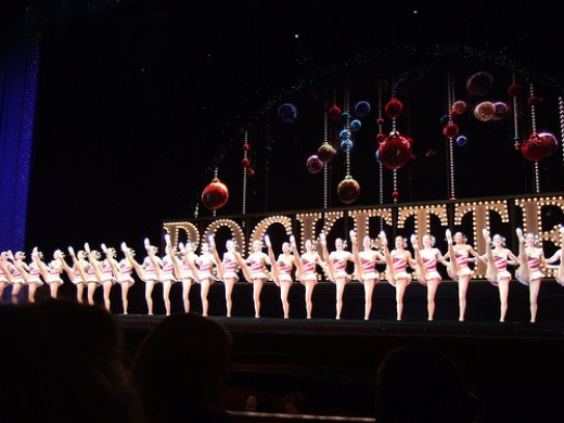 Radio City Music Hall Rockettes