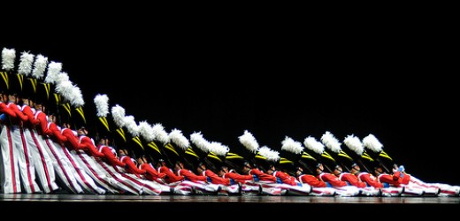 Rockettes Toy Soldier Routine