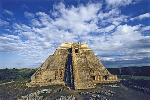Interesting Mayan Facts