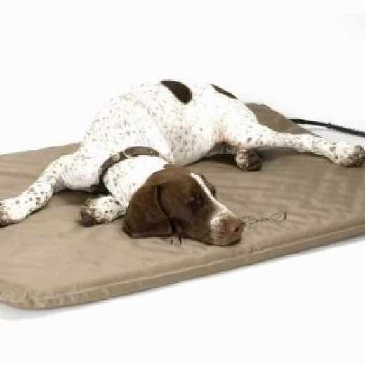 Super Soft Outdoor Heated Bed