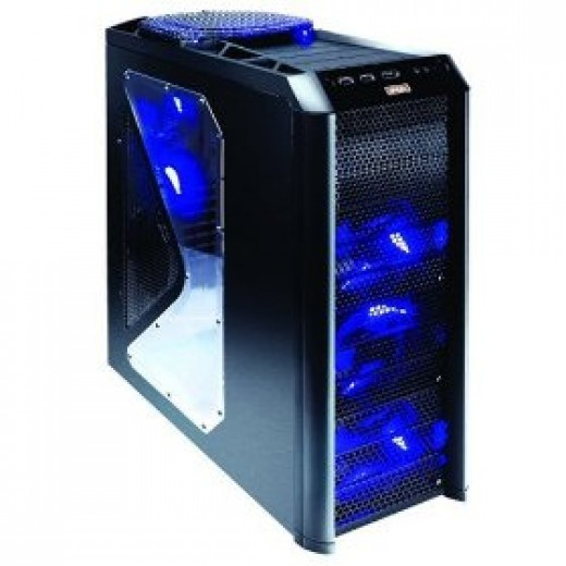 Antec 1200 Gaming Case Image from www.amazon.com