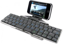 Use a Bluetooth Keyboard With Your iPhone: The new iPhone Bluetooth Keyboard Driver