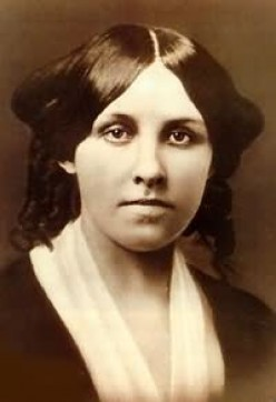 Who was Louisa May Alcott?