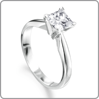 A diamond engagement ring is the true promise of love.