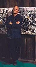 Ed Harris plays Jackson Pollock