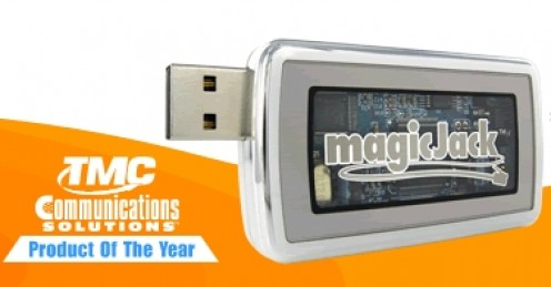 Magic Jack tiny USB equipment
