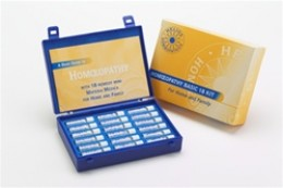 Personal Remedy Kits come in handy in emergencies. Your homeopath can give instructions how & when to take them.
