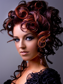 Properly Applied Hair Extensions Made From Human Hair Can Be Styled.