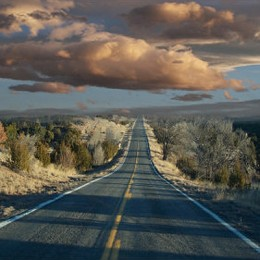 The road ahead can be awfully long