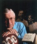 UCLA Coach John Wooden