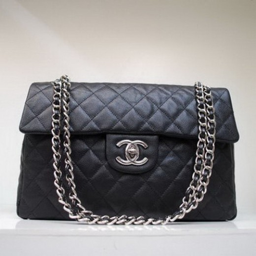 Chanel handbag wholesale--Chanel Quilted Cowhide Leather Shoulder Bag