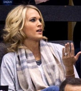 Carrie Underwood's Engagement Ring