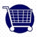 Shopping cart logo 3