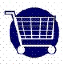 Shopping cart logo 3