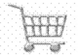 Shopping cart logo 5