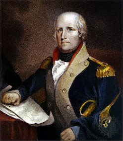 Who was George Rogers Clark?