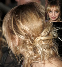 Boho Style Hair.