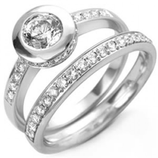 choose the right diamond engagement ring for your love one
