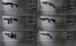 Some of the games Shotguns