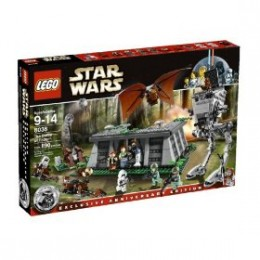 The Lego Battle on Endor is one of the Best Lego Star Wars Sets!