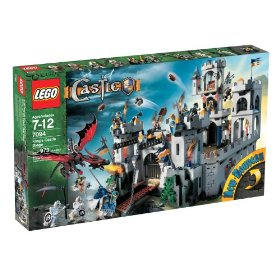 The Kings Castle Seige is by far one of the Best Medieval Lego Sets!