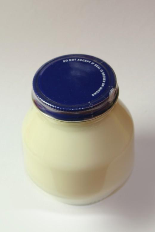 Throw eet avay! Make your own mayonnaise!