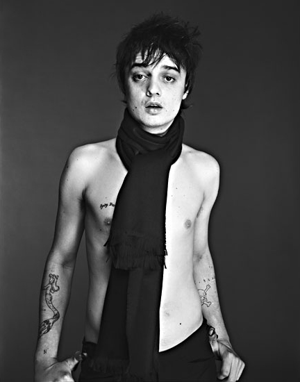 Pete Doherty Naked