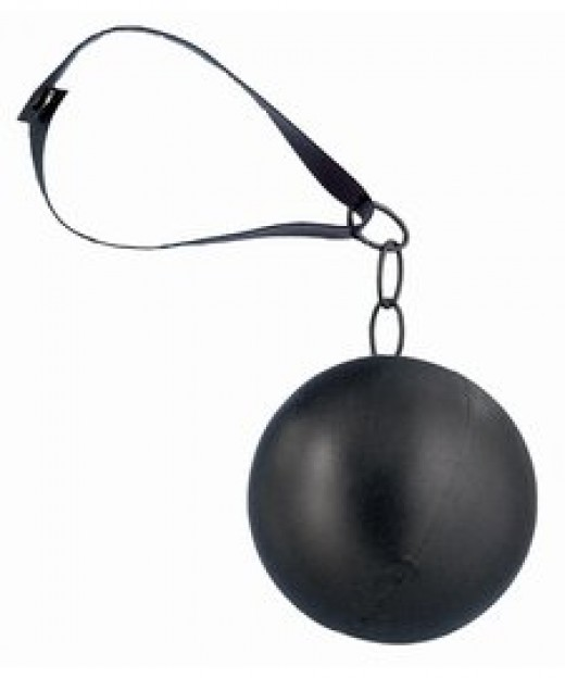 The Old Ball & Chain-do men like it that way?