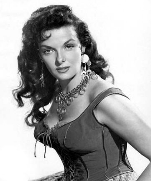 Jane Russell Photos. Jane Russell had three