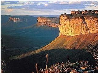 Chapada Diamantina National Park  photo credit: Brazilian Tourism Portal