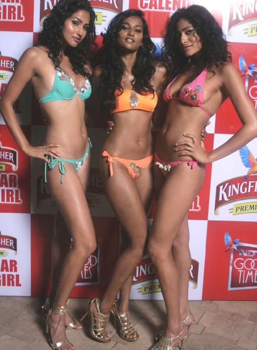 kingfisher bikini