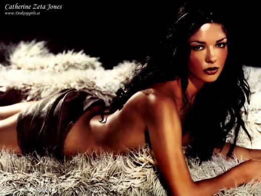 catherine zeta jones hot wallpapers. Catherine Zeta Jones waiting