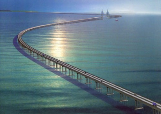 Great bridges-engineering marvels