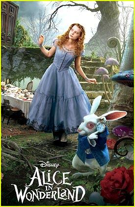 Mia Wasikowski - Alice in Wonderland