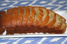 BANANA-NUT CORN BREAD:  Photo courtesy of http://www.tasteofhome.com