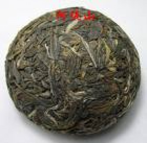 Compressed Pu-erh