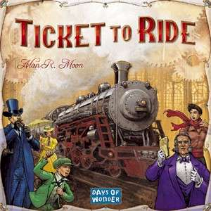 There are four versions of Ticket to Ride. USA and Europe are easy to find and most common. Marklin is a specialized version using a map of Germany, and a special, limited edition version featuring Nordic countries exists, but is hard to find.