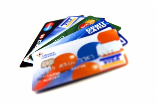 Credit cards are what we use to pay bills, but what happens when we can't use them? (www.freedigitalphotos.net)