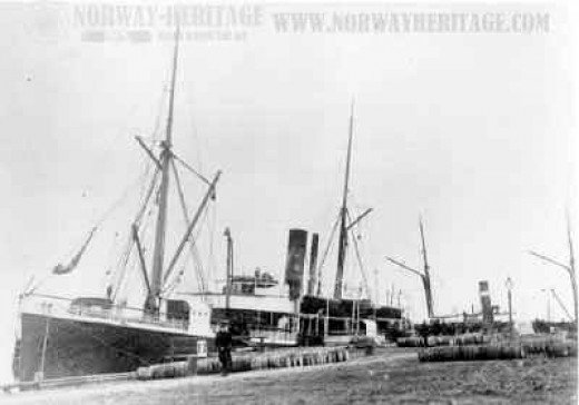 S/S Juno picture from www.norwayheritagege.com